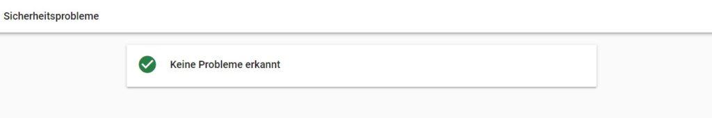 google search console sicherheitsprobleme